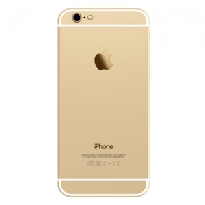Корпус iPhone 6 plus - Gold