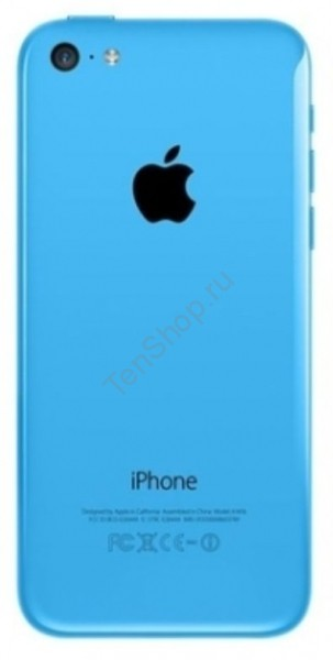 Корпус Apple iPhone 5C Синий